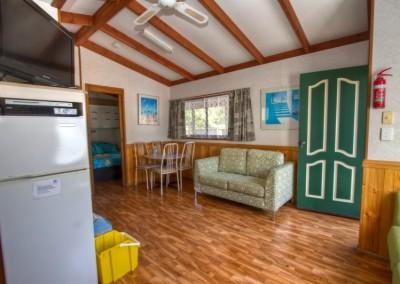 Frangipani Cabin 19 – Sleeps 5