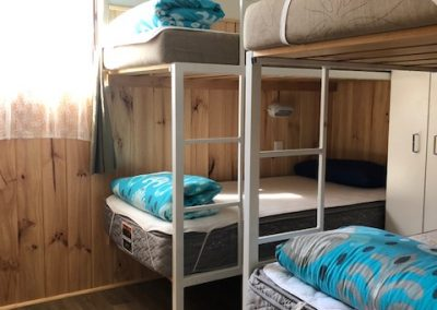Second Bedroom - 2 x single bunks