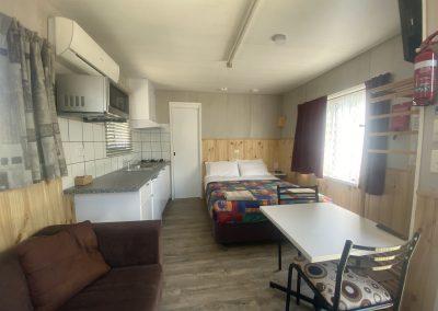 Ash Bedsit Cabin