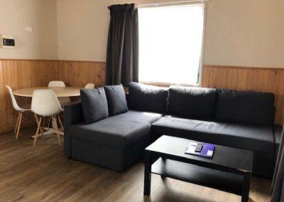 Cabin 10 Lounge Area