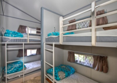 Second Bedroom 2 x Bunks