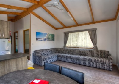 Ironbark Cabins 15 & 20 – Sleeps 6