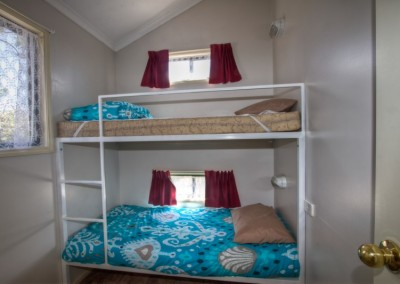 Second Bedroom - Bunks
