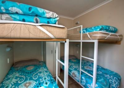 Second Bedroom 2 x Bunks