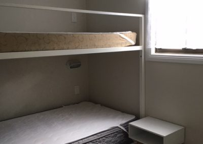 Second Bedroom Bunks